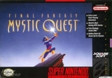 Final Fantasy: Mystic Quest (Super Nintendo)